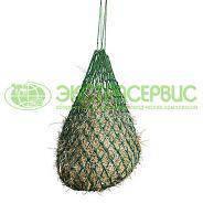 Сетка для сена 10*10 см, зеленая