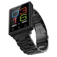 Смарт - часы NO.1 G7 с функцией телефона Black Steel' ' ' ', фото 1