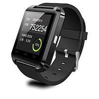 Смарт - часы SMART WATCH U8 black, фото 1