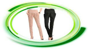 Жіночі штани та штани оптом