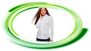 Блузки, сорочки жіночі оптом