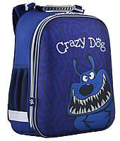 """Ранец ортопедический каркасный """"YES"""" Crazy dog H-12, 554621, фото 1"""