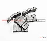 Реставрация алмазных коронок Ø 122 методом напайки сегмента  TURBO-X, фото 1