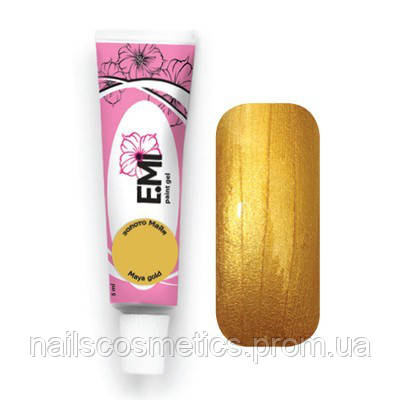 Золото майя Гель-краска E.MI 5мл