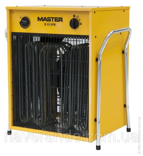 Обогреватель электрический Master B 22 EPB