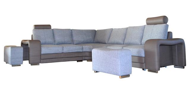 Кутовий диван ENZO (316см-200см)