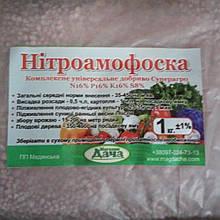 Нітроамофоска, 1 кг ТМ ДАЧА