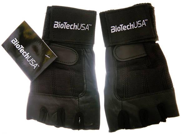 Перчатки для фітнесу BioTech USA Houston, фото 2