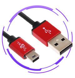 Mini USB кабелі