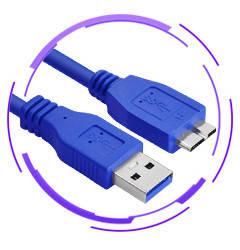 USB 3.0 кабелі