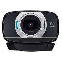 Веб-камера Logitech Webcam C615 HD (960-001056)