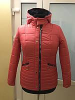 """Женская куртка """"Марта"""". Большие размеры. Трэндовые цвета, фото 1"""