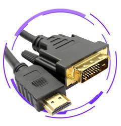 HDMI - DVI кабели