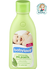Детское масло для ухода за ребенком Babylove Pflegeol, 250 мл.