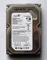 "HDD Seagate 250 GB SATA2 3.5"" 7200 16MB ST3250410AS - неисправный - тормозит и цокотит"