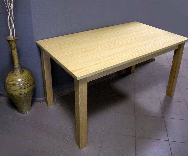 Кухонный стол  Осака нераскладной Askalon из массива дерева, цвет на выбор