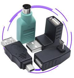 USB 2.0 переходники