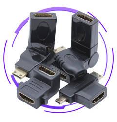 HDMI - HDMI переходники