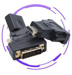 HDMI - DVI переходники