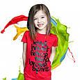 Цифровая печать на детских футболках , фото 4