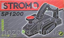 Рубанок Stromo SP1200