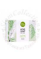 Мыло от акне с экстрактом чайного дерева Tea tree acne soap Baby Bright