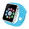 Смарт - часы SMART WATCH A1 Gsm Blue ' '