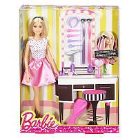 Кукла Барби Barbie Стильные прически Style Your Way Doll Playset