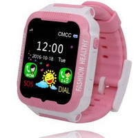 Smart Watch C3 Kids Gsm детские смарт часы Pink ' ', фото 1