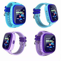 Smart Watch DF25 GSM/GPS детские смарт часы Violet ' ', фото 1