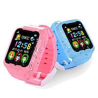 Smart Watch K3 Kids GPS детские смарт часы Pink ' ', фото 1
