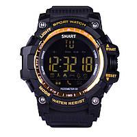 Смарт - часы SMART WATCH EX16 IP67 gold ' ', фото 1