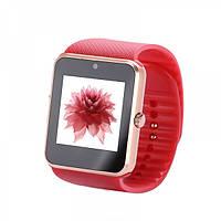 Смарт - часы SMART WATCH GT08 Gsm red ' ', фото 1