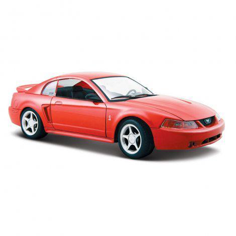 Автомодель (1:24) '99 Mustang Cobra 31946 red