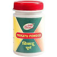 Трикату порошок Шри Ганга 50 гр (Trikatu powder Shri Ganga)