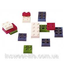 """Полікарбонатна форма """"будівельні Кубики лего 2"""""""