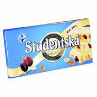 Шоколад Studentska Белый 180г