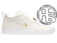 Мужские кроссовки Nike Tiempo Vetta 17 Beige/Gold/White 876245-100