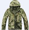 Куртка тактическая. Оригинальная ткань softshell (ветровлагозащитная)