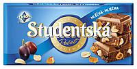 Шоколад Studentska Молочный 180г