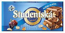 Шоколад Studentska Молочний 180г