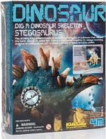 Научная игра Археологические раскопки Cтегозавра