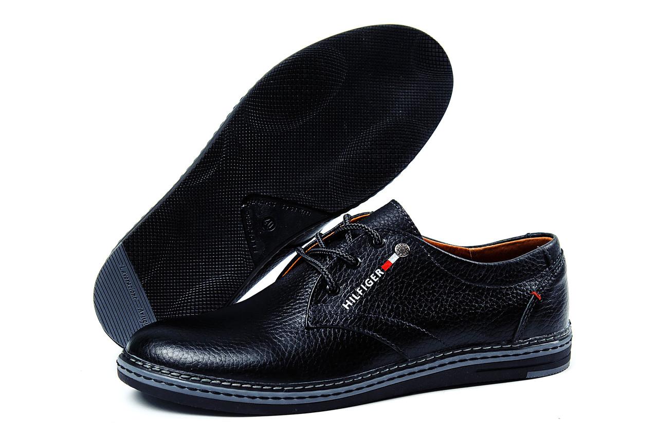 Мужские кожаные туфли Tommy Hilfiger  880 грн. - Спортивная обувь ... 499a468285763