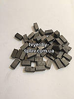 Пластина твердосплавная напайная 13071 ВК8