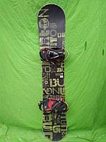 Сноуборд Burton Cruzer 159w см + кріплення
