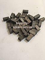 Пластина твердосплавная напайная 13632 ВК6