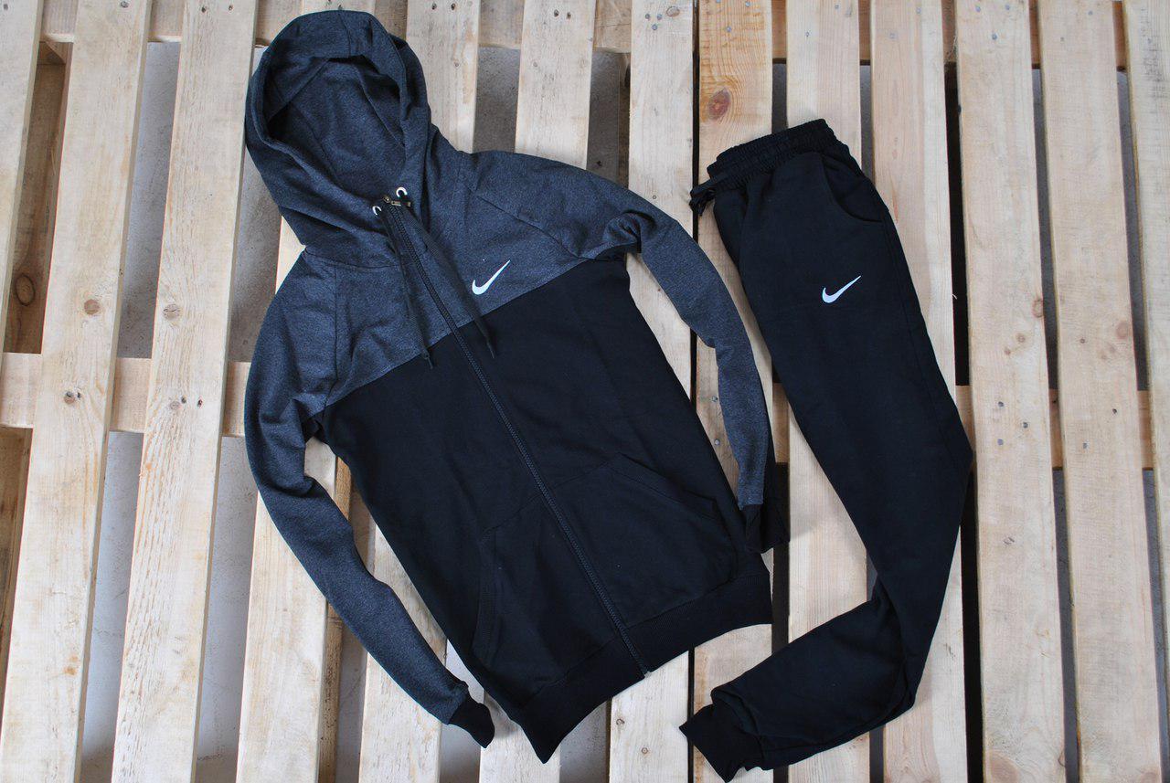 71b6a049 Мужской спортивный костюм Nike (найк), осень-весна реплика купить в ...