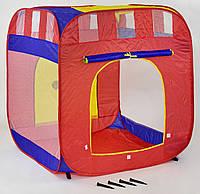 Детская игровая палатка шатер 3000 для детей (дитяча ігрова палатка для дітей)