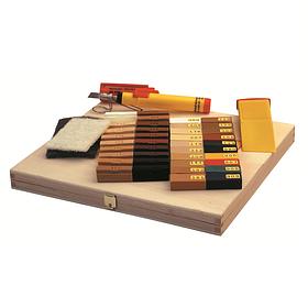 Сервісні набори для ремонту поверхонь з ДСП, МДФ, дерева, кераміки, шкіри, каменю