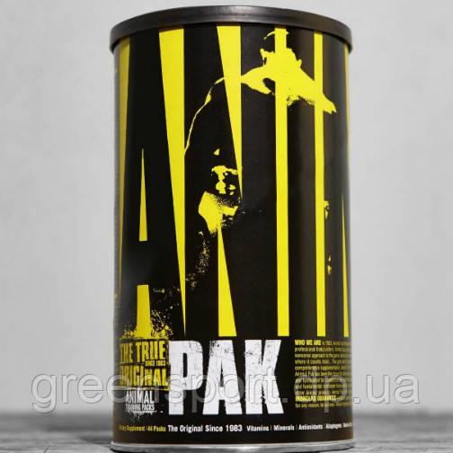Витамины и минералы для спортсменов Animal Pak (44 пак.)
